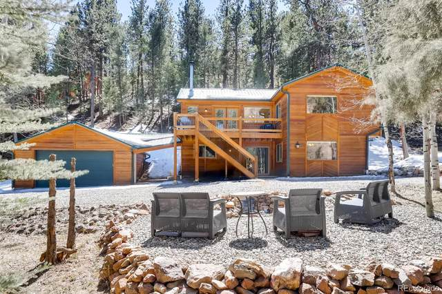 108 Brookside Drive, Bailey, CO 80421 (MLS #3240095) :: 8z Real Estate
