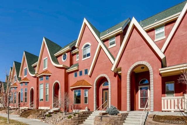 18131 E Saskatoon Place, Parker, CO 80134 (#3240124) :: Sellstate Realty Pros