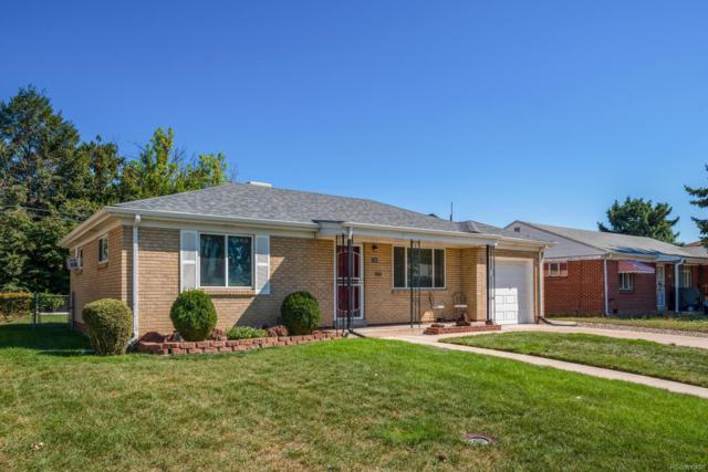 1342 S Clay Street, Denver, CO 80219 (#3240231) :: Sellstate Realty Pros