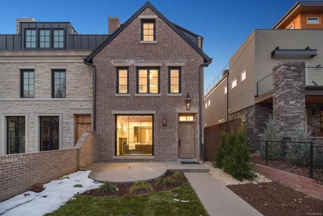 335 Jackson Street, Denver, CO 80206 (#3240404) :: True Performance Real Estate