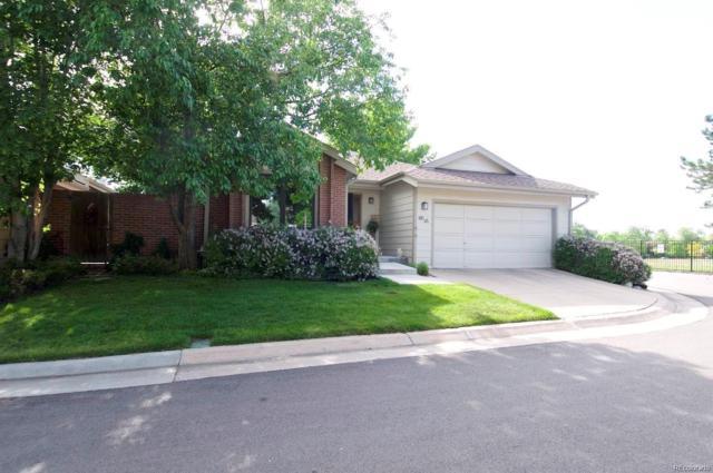 3333 E Florida Avenue #31, Denver, CO 80210 (#3241114) :: Wisdom Real Estate