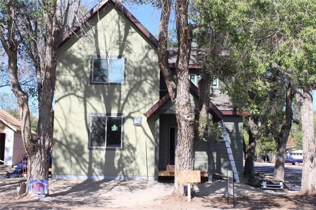 1102 E Street, Salida, CO 81201 (MLS #3241323) :: Kittle Real Estate