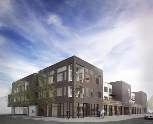 1616 S Broadway #218, Denver, CO 80210 (#3241378) :: The Peak Properties Group