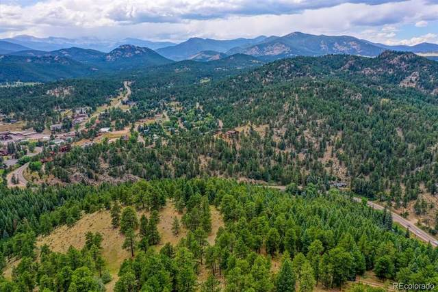 4201 Hilltop Road, Evergreen, CO 80439 (#3241423) :: The Gilbert Group