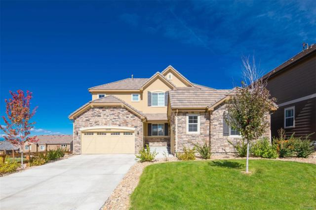 10030 Glenayre Court, Parker, CO 80134 (#3241630) :: The DeGrood Team