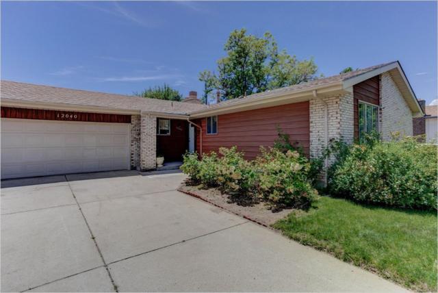 12040 E Arizona Avenue, Aurora, CO 80012 (#3241955) :: James Crocker Team