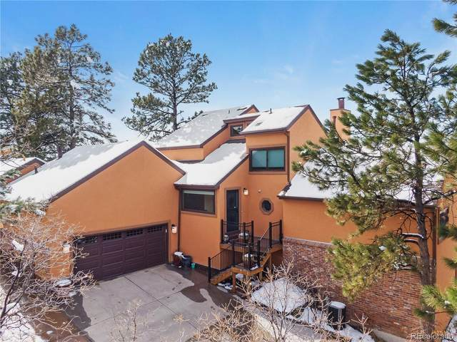 6011 Shavano Place, Parker, CO 80134 (#3242352) :: The Dixon Group