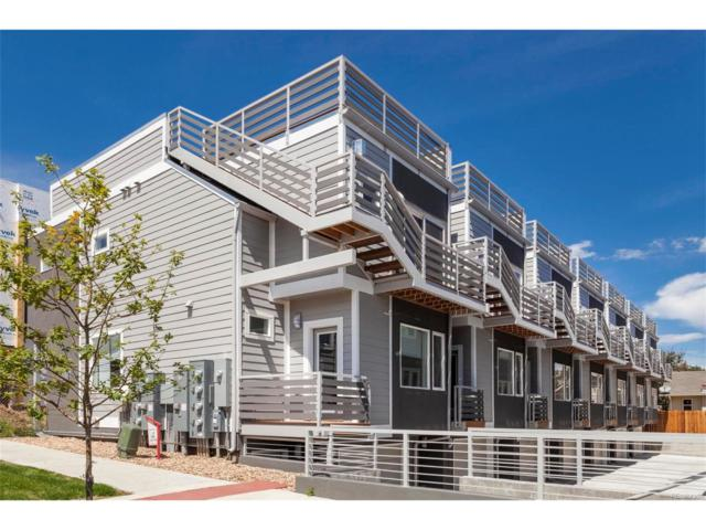 1541 W 43rd Avenue #11, Denver, CO 80211 (#3242998) :: The Pete Cook Home Group