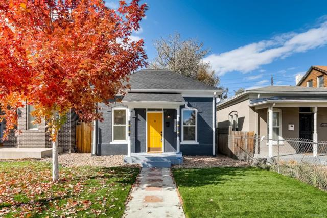 2829 Stout Street, Denver, CO 80205 (#3243014) :: The HomeSmiths Team - Keller Williams