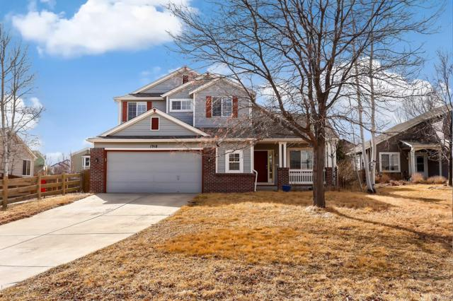 1918 Wilson Circle, Erie, CO 80516 (#3244088) :: The Healey Group