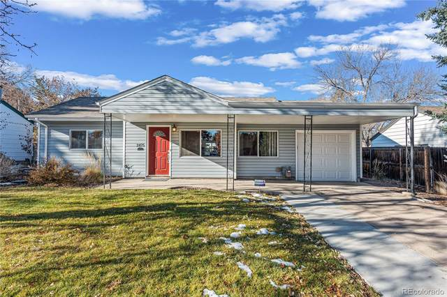 2875 S Forest Street, Denver, CO 80222 (#3244159) :: The Griffith Home Team