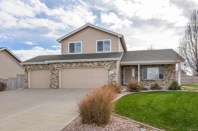 3133 Firewater Lane, Wellington, CO 80549 (#3244352) :: House Hunters Colorado