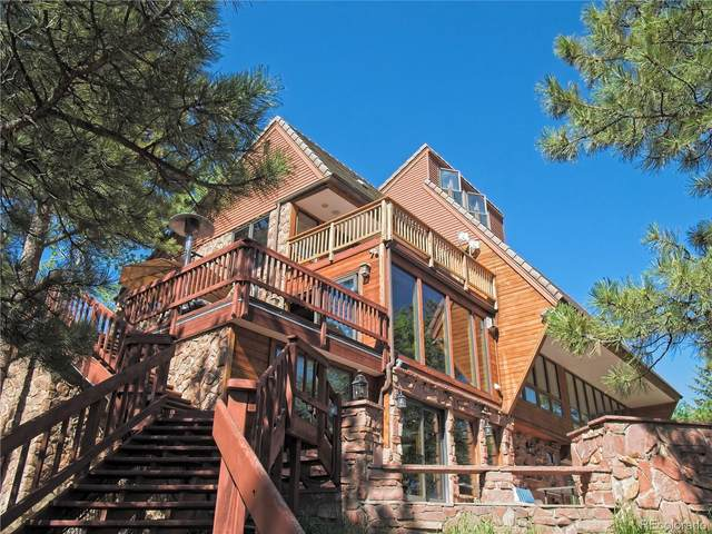 62 W Ranch Trail, Morrison, CO 80465 (MLS #3245046) :: Clare Day with LIV Sotheby's International Realty