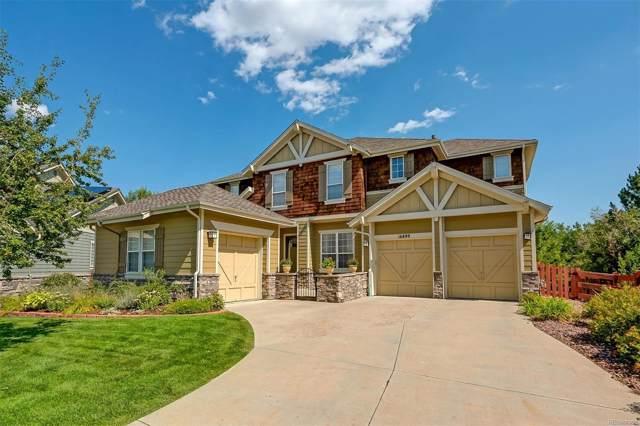 16899 W 63rd Lane, Arvada, CO 80403 (MLS #3245214) :: 8z Real Estate