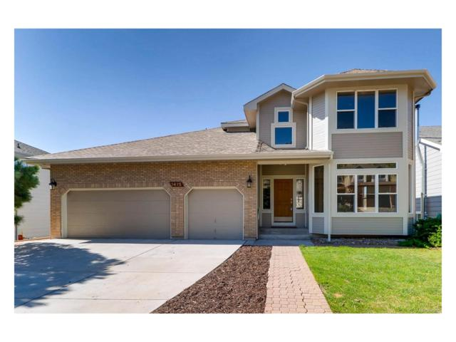 1475 Bison Ridge Drive, Colorado Springs, CO 80919 (MLS #3245300) :: 8z Real Estate