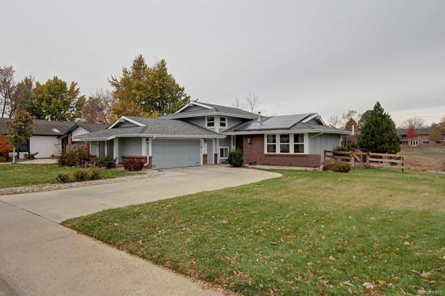 7703 S Elizabeth Way, Centennial, CO 80122 (MLS #3245799) :: 8z Real Estate