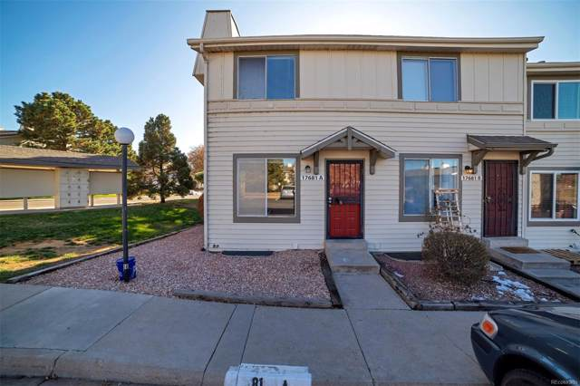 17681 E Loyola Drive A, Aurora, CO 80013 (#3246287) :: The Heyl Group at Keller Williams