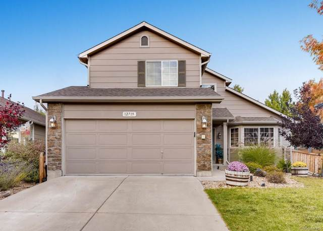 12719 Buckhorn Creek Street, Parker, CO 80134 (#3246427) :: The HomeSmiths Team - Keller Williams