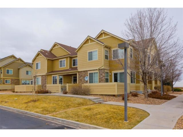 2445 Cutters Circle #105, Castle Rock, CO 80108 (#3246864) :: The HomeSmiths Team - Keller Williams
