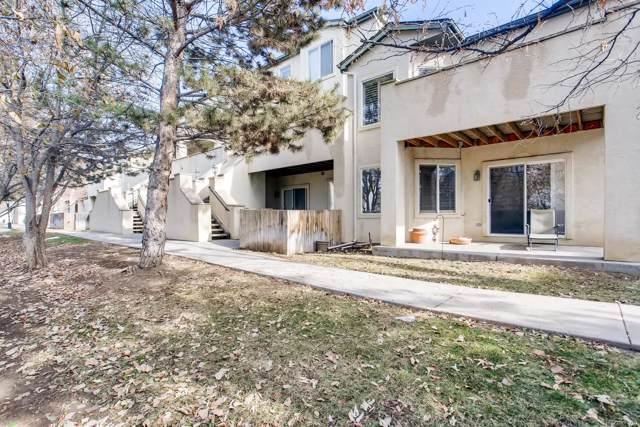 6132 E Yale Avenue, Denver, CO 80222 (#3247004) :: Bring Home Denver with Keller Williams Downtown Realty LLC