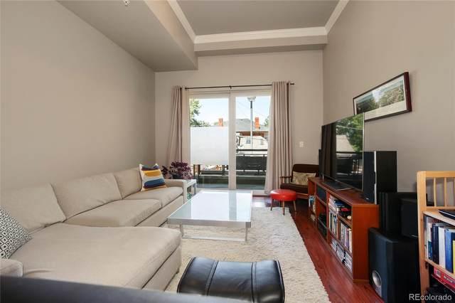 1700 N Emerson Street #204, Denver, CO 80218 (#3247039) :: Berkshire Hathaway Elevated Living Real Estate