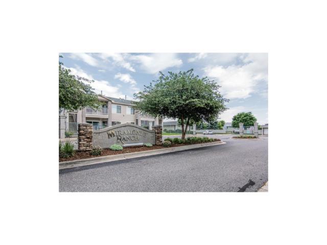 1148 Opal Street #103, Broomfield, CO 80020 (MLS #3247054) :: 8z Real Estate