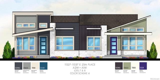 11537 E 25th Avenue, Aurora, CO 80010 (MLS #3247589) :: 8z Real Estate
