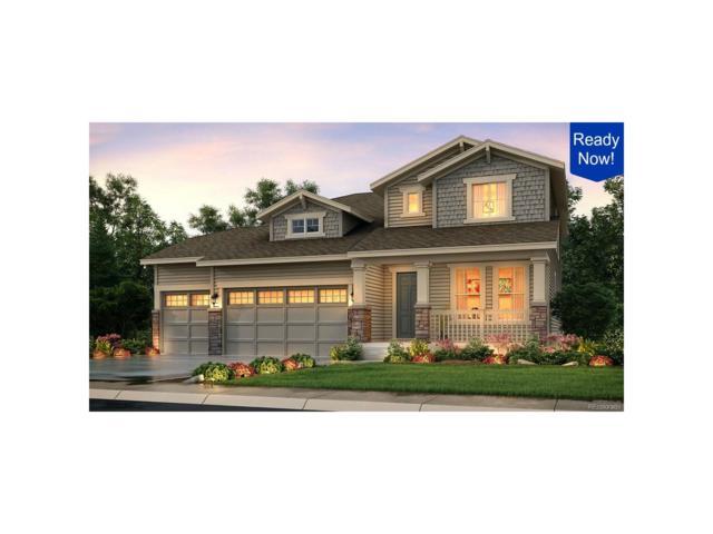16638 Azalea Avenue, Parker, CO 80134 (MLS #3248198) :: 8z Real Estate