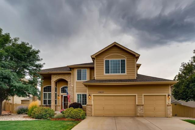 10633 Sedgwick Way, Parker, CO 80134 (#3249188) :: The DeGrood Team