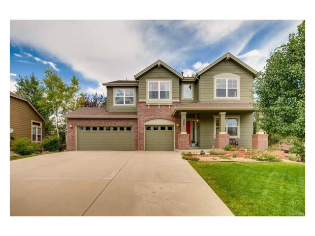 2501 Creekside Drive, Broomfield, CO 80023 (MLS #3249324) :: 8z Real Estate