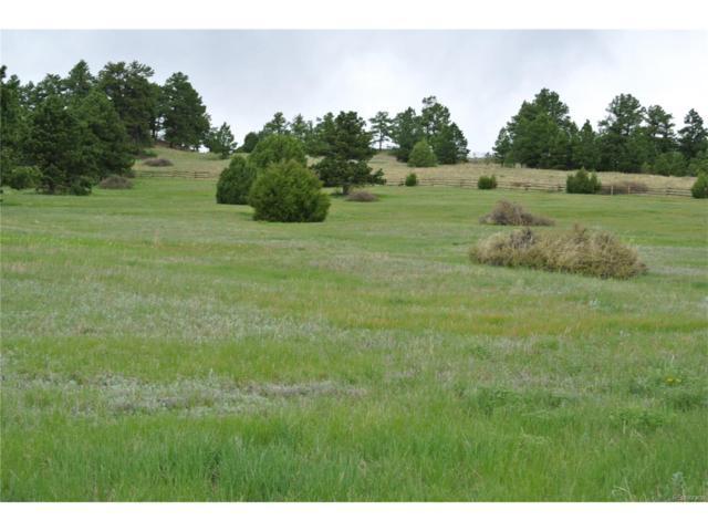 13925 Double Tree Ranch Circle, Elbert, CO 80106 (MLS #3249440) :: 8z Real Estate