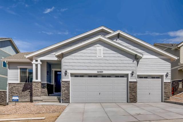 26989 E Plymouth Place, Aurora, CO 80016 (#3249536) :: The Peak Properties Group