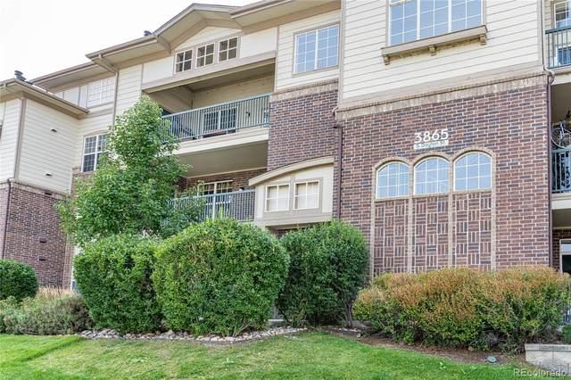 3865 S Dayton Street #205, Aurora, CO 80014 (MLS #3249674) :: Find Colorado