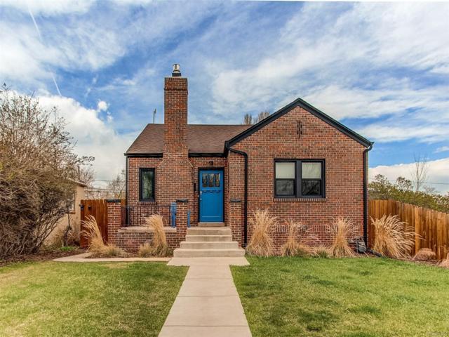 3633 N Cook Street, Denver, CO 80205 (#3249696) :: House Hunters Colorado