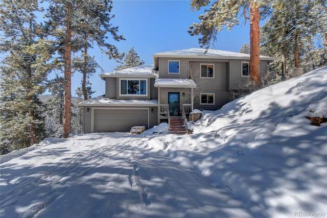 32787 Little Cub Road, Evergreen, CO 80439 (MLS #3250037) :: 8z Real Estate