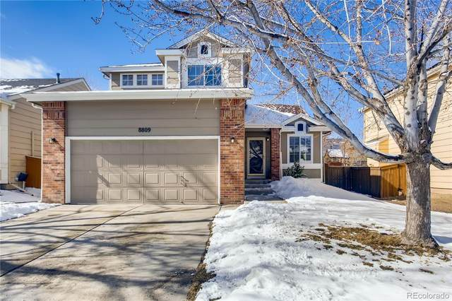 8809 Miners Drive, Highlands Ranch, CO 80126 (#3250175) :: The Harling Team @ Homesmart Realty Group