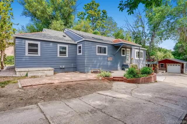 7130 W 61st Avenue, Arvada, CO 80003 (#3250481) :: Peak Properties Group