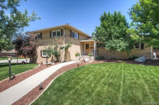 2906 S Saint Paul Street, Denver, CO 80210 (#3251142) :: Wisdom Real Estate