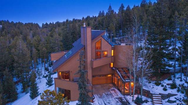 33992 Meadow Mountain Road, Evergreen, CO 80439 (#3251408) :: The DeGrood Team