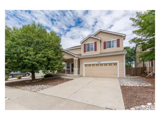 4838 Hawk Meadow Drive, Colorado Springs, CO 80916 (MLS #3251488) :: 8z Real Estate