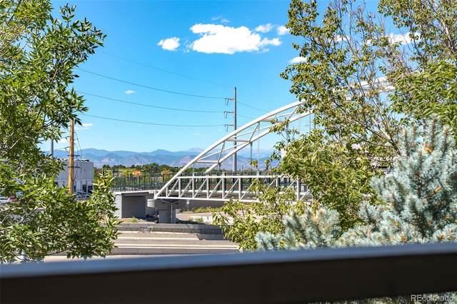 4600 E Asbury Circle #307, Denver, CO 80222 (#3251856) :: The Harling Team @ Homesmart Realty Group