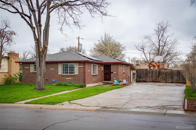 1244 S Newland Court, Lakewood, CO 80232 (MLS #3252159) :: 8z Real Estate