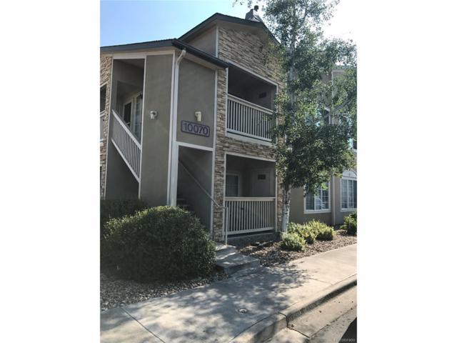 10070 E Carolina Drive #204, Denver, CO 80247 (MLS #3252199) :: 8z Real Estate