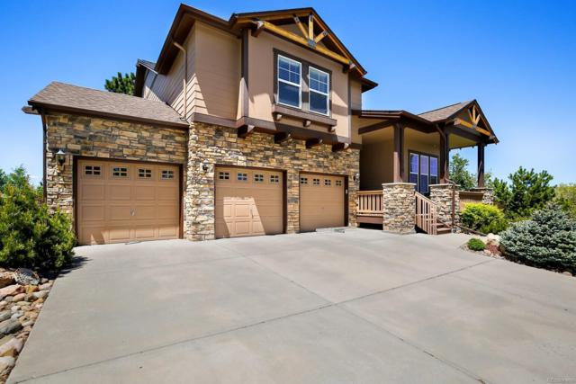 1629 Ridgetrail Court, Castle Rock, CO 80104 (#3252668) :: Sellstate Realty Pros