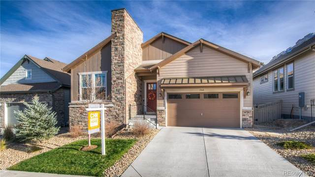3368 Goodyear Street, Castle Rock, CO 80109 (#3252686) :: The DeGrood Team