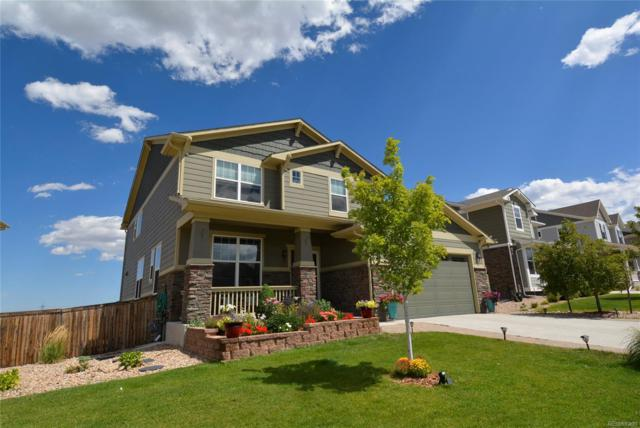 5712 S Flat Rock Way, Aurora, CO 80016 (#3252703) :: The Galo Garrido Group