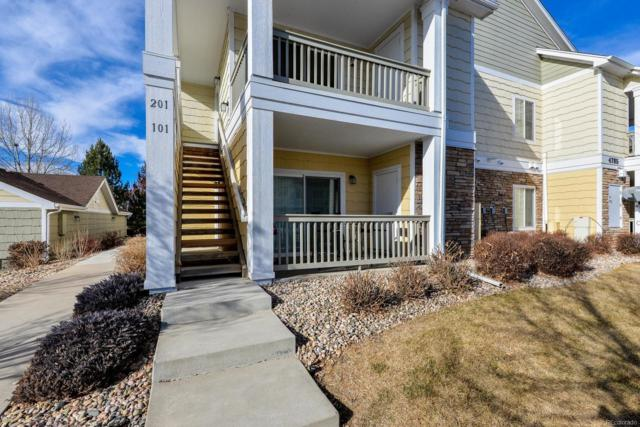 4785 Hahns Peak Drive #201, Loveland, CO 80538 (MLS #3252869) :: Keller Williams Realty