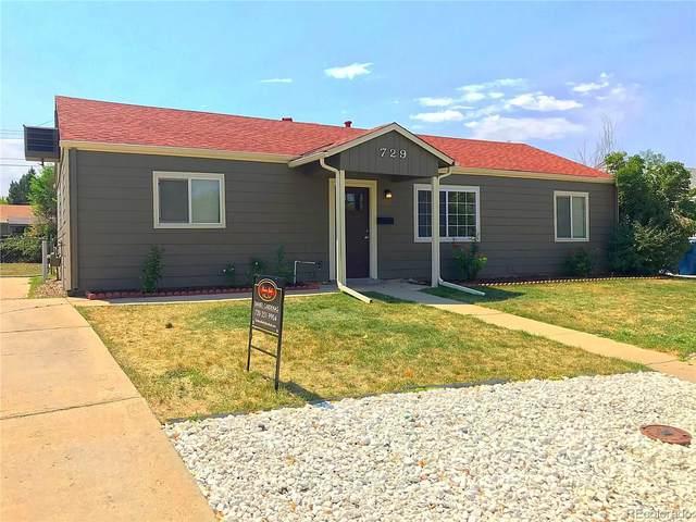 729 Vaughn Street, Aurora, CO 80011 (MLS #3252937) :: Kittle Real Estate