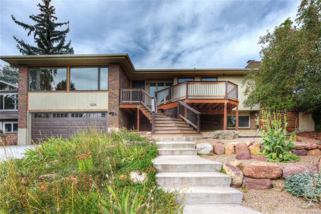 3326 Loyola Court, Boulder, CO 80305 (#3253562) :: The Galo Garrido Group