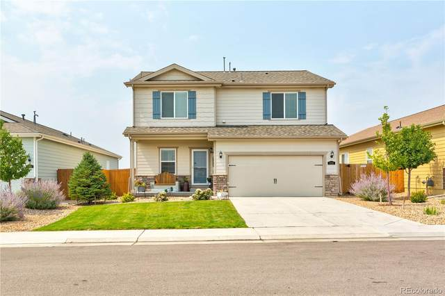 535 Colins Court, Dacono, CO 80514 (MLS #3254640) :: Keller Williams Realty